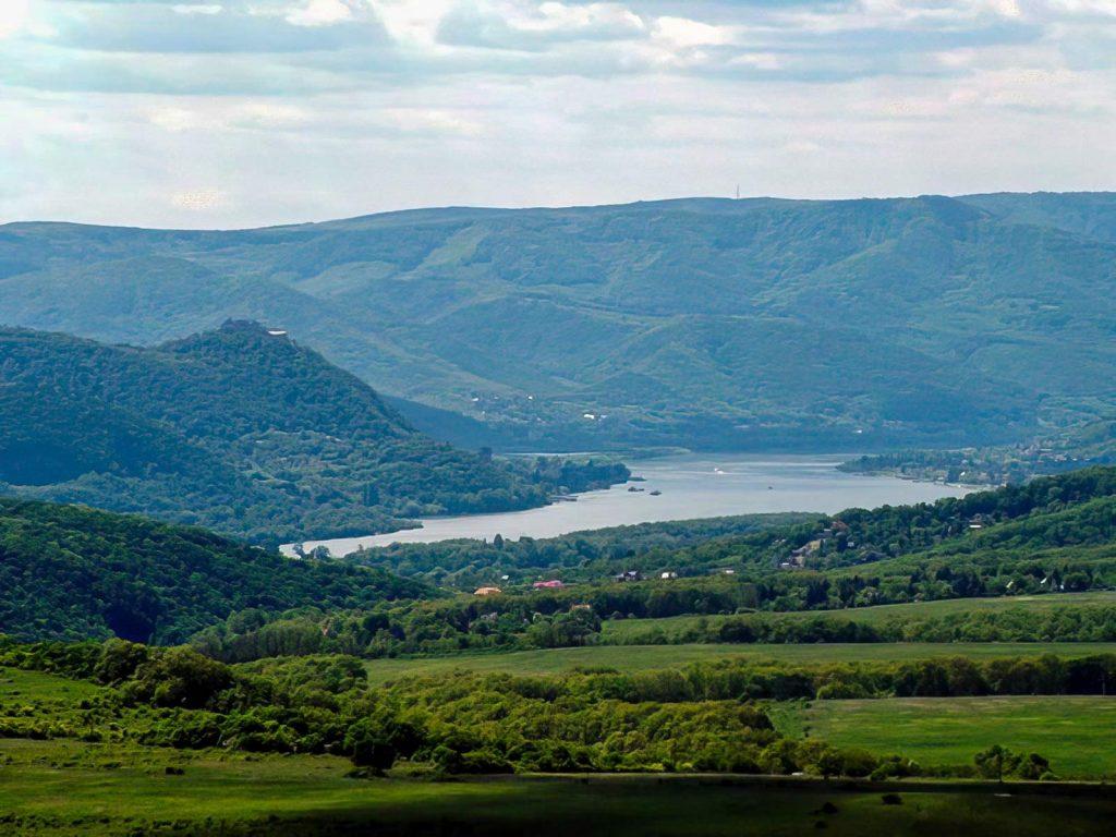 Egy kép, Nagy-kő-hegy, Dunakanyar.